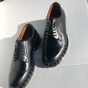 Valentino Sole Stud Derby Shoe